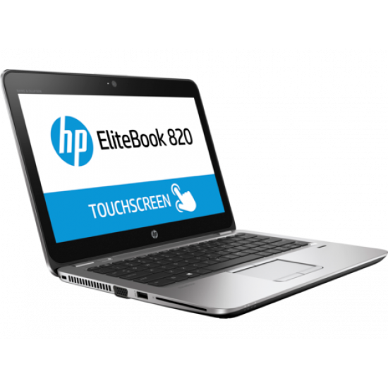 HP EliteBook 820 G3 TOUCH | Intel Core i5 6300U | 128 GB SSD + 500 GB HDD  | 8GB | FHD | B-Grade