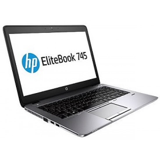Hp Elitebook 745 G3 | AMD RADEON R5,6,7 GRAPHICS | 256 GB SSD + 500 GB HDD | FHD