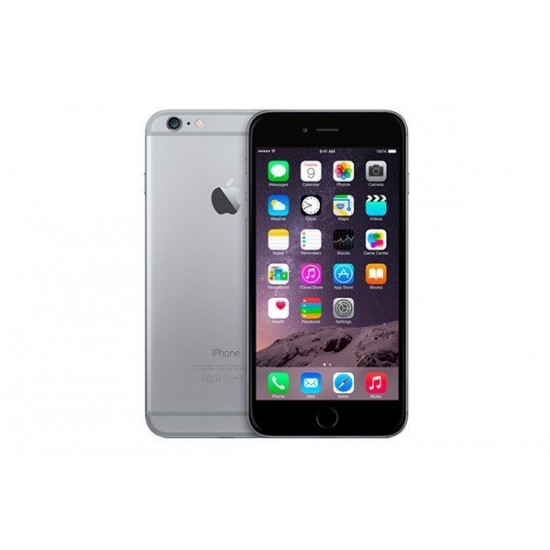 Apple IPhone 6 64GB spacegrey zwart