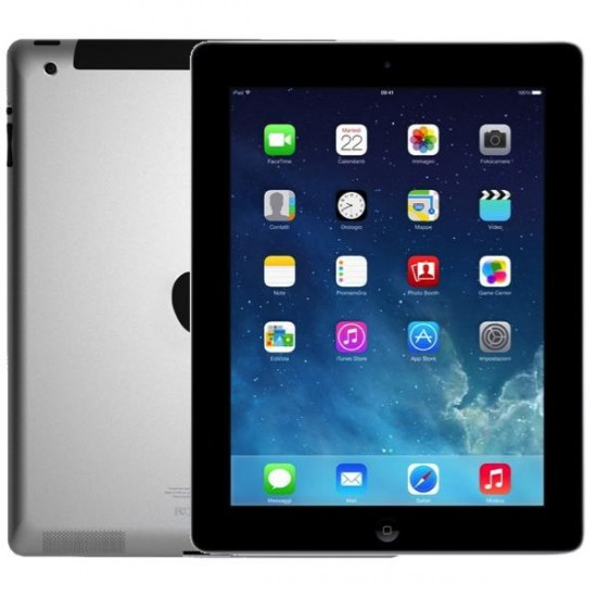 Apple Ipad  3 | 64GB | WIFI en cellular (simcard) Space Gray