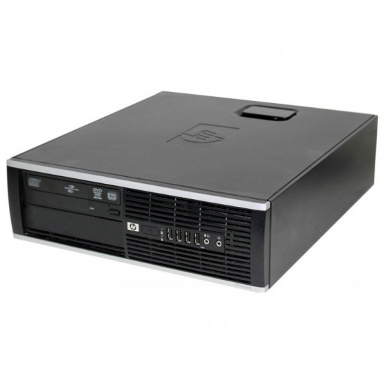 HP Compaq 8100 Elite SFF | Intel Core I5-650  | 500 GB | 4 GB DDR3 | W10P