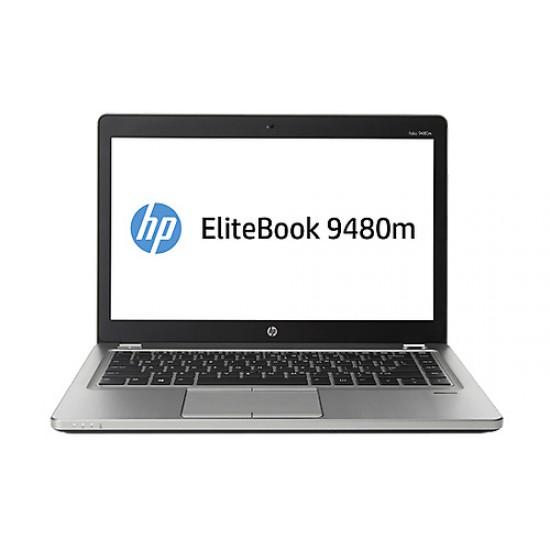 HP EliteBook Folio 9480M | I5 4e gen | 8GB | 128GB SSD | Win 10