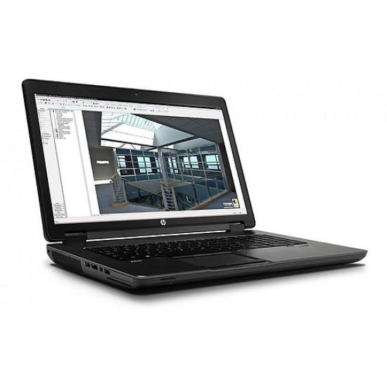 HP ZBook 17 | Intel Core i7 4700MQ | 16 GB | 256 GB SSD + 512 GB HDD | FHD