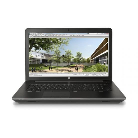 HP ZBook 17 G3 | Intel Core i7 6700HQ | 32 GB | 256 GB SSD + 512 GB HDD