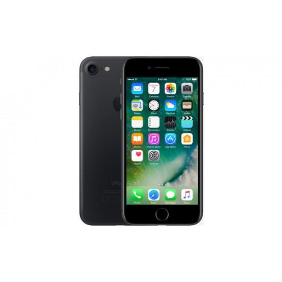 Apple IPhone 7    128 GB   Black, Zwart   Z.G.A.N