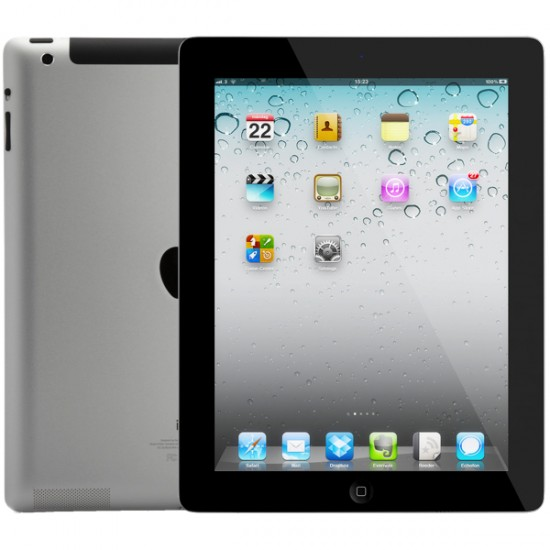Apple Ipad  4 | 32GB | WIFI en cellular (simcard) Space Gray