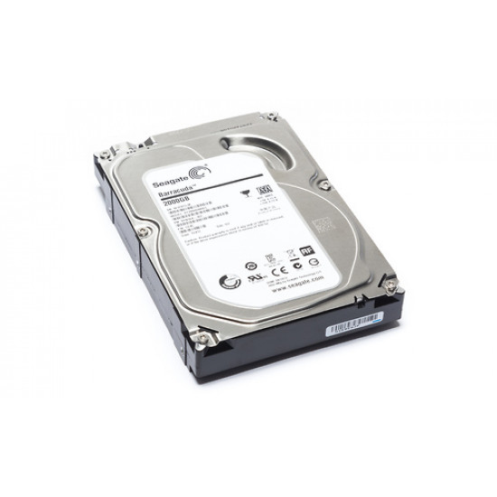 Seagate Desktop HDD 2000 GB | ST2000DM001 Barracuda 2000 GB